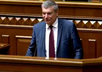 Олег Уруский назначен вице-премьер-министром / Верховная Рада