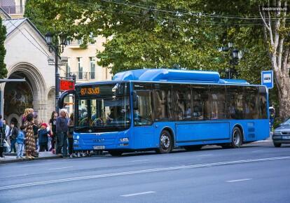 Транспорт в Тбилиси