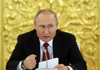 Владимир Путин / Getty Images