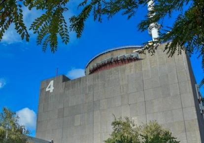 В роботі — три енергоблоки Запорізької АЕС
