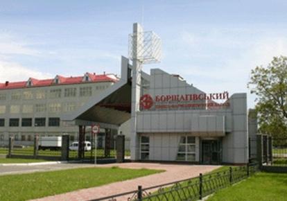 Борщагівський хімфармзавод