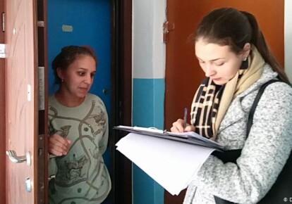 Всеукраинская перепись населения Украины