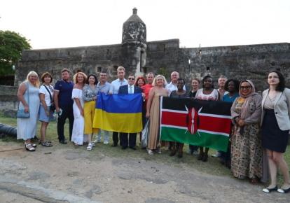 Українці в Кенії