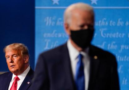 Дональд Трамп не буде присутній на інавгурації Джо Байдена