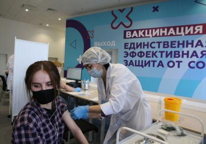58% громадян РФ не підтримують ідею обов'язкової вакцинації від коронавируса