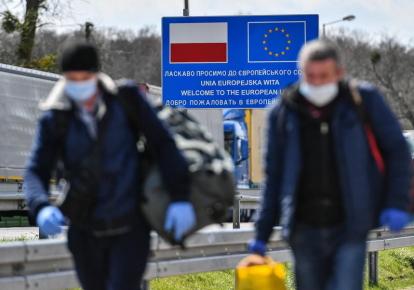 Польша упрощает процедуру трудоустройства для украинских заробитчан