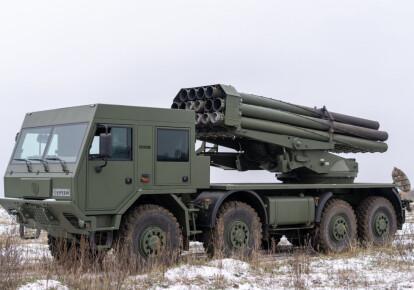 Збройні сили України планують перехід на єдине шасі Tatra