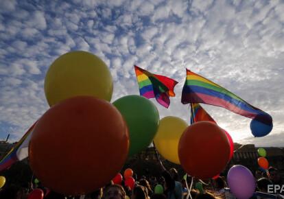 Только 14% украинцев считают, что общество должно принять гомосексуализм