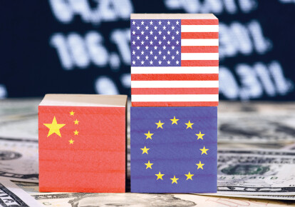 Противостояние между США и Китаем за преобладание в Европе разгорается с новой силой