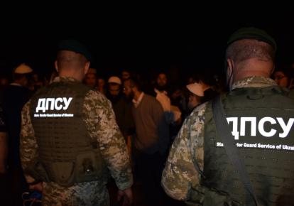 Хасиди на кордоні України та Білорусі