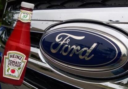 Ford рассчитывает использовать сухие шкурки помидоров, которые остаются после приготовления кетчупа Heinz