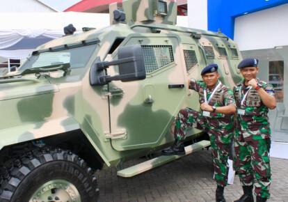 Indo Defence 2018 в Джакарте