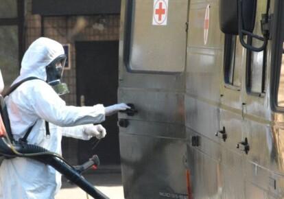 Общее количество летальных случаев от коронавируса в рядах ВСУ составляет уже 65