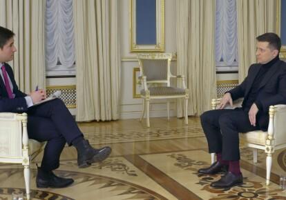 Интервью Владимира Зеленского HBO