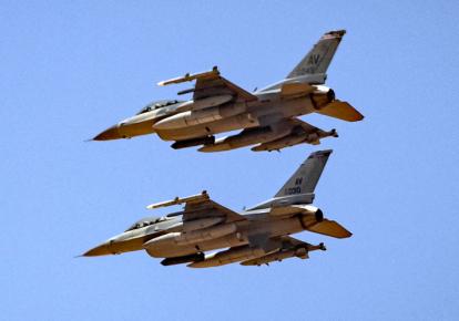 Україна уклала угоду з американською оборонною компанією Lockheed Martin, що відома своїми винищувачами F-16, F-22, F-35