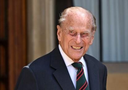 Герцог Единбурзький Філіп потрапив до лікарні