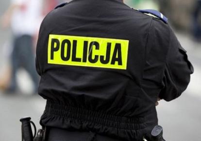 Польский полицейский