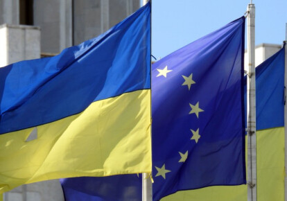 """Украина и Европейская комиссия ускорили работу по заключению договора по """"промышленному безвизу"""". Фото: УНИАН"""
