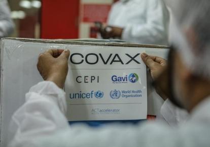 ЮНИСЕФ доставил в Украину 117 тысяч доз вакцины Pfizer-BioNTech от СОVID-19