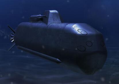 Сверхмалая подводная лодка DRASS DG900