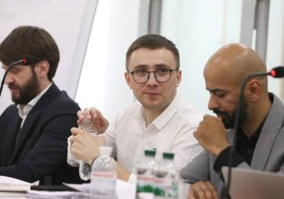 Сергей Стерненко с адвокатами
