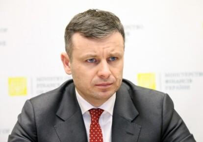 Министр финансов Сергей Марченко
