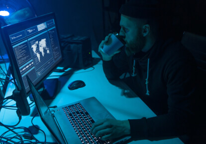 """Даркнет, так называемый """"темный интернет"""", — это виртуальное пространство, полностью анонимное, нерегулируемое и неподконтрольное"""
