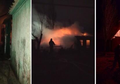 Пожежа у Затоці