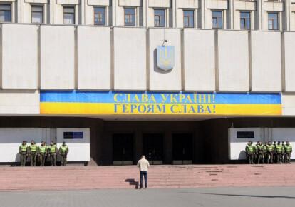 Всі фракції вже направили президенту свої кандидатури на нову ЦВК. Фото: УНІАН