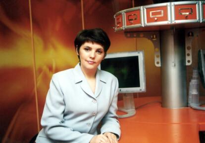 Ведущая ICTV и главный редактор информационной службы Елена Фроляк