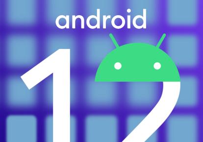 Логотип Android 12