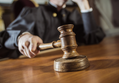 Обвинувальний акт складено за ч. 1 ст. 438 Кримінального кодексу України