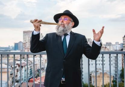 Головний рабин Києва Йонатан Маркович