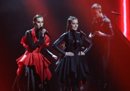 Группа Go-A официально стала представителем Украины на Евровидении. Фото: УНИАН