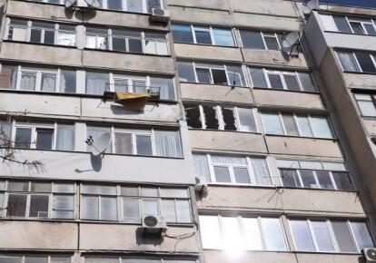 Наслідки вибуху в Бердянську