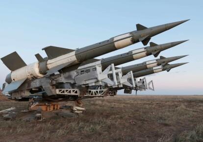 Пусковая установка ЗРК С-125