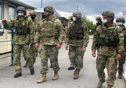Американська делегація на Донбасі