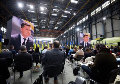 Пресс-конференция Владимира Зеленского, 20 мая 2021 года