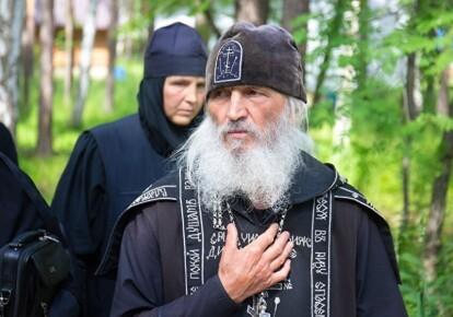 Схиигумен Сергий / Фото Яромира Романова, Znak.com