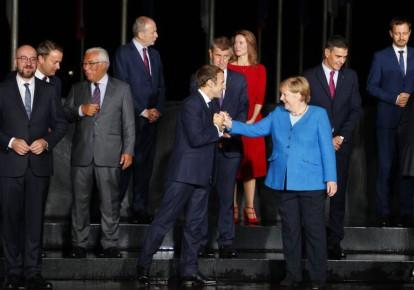 """Участники саммита """"ЕС - Западные Балканы"""""""