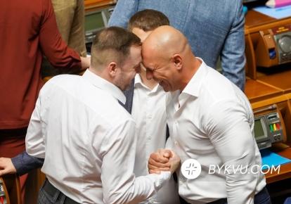 Денис Монастырский и Илья Кива/# Буквы