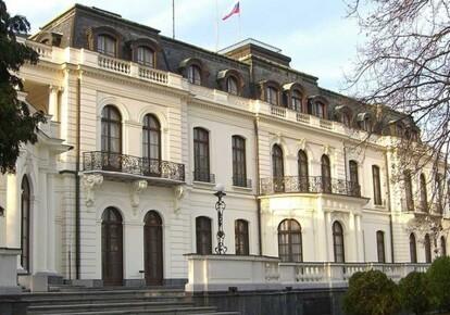 Посольство Росії в Празі