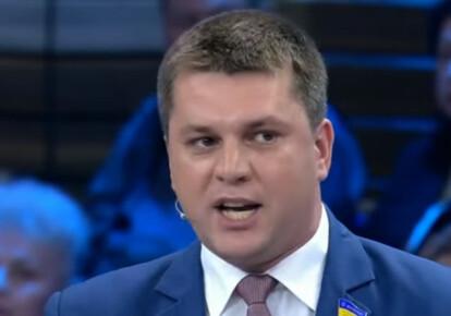 Андрей Лесик заявил на росТВ, что украинцы и русские — братья