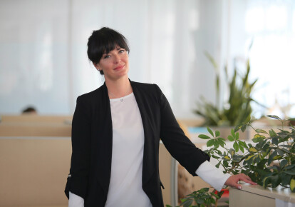 "Анна Басюк, директор по персоналу компании ""Воля"""
