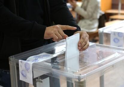 В Украине состоялись местные выборы