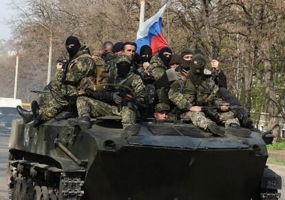 Росія перекидає військових в ОРДЛО