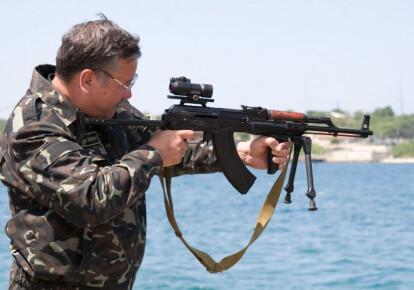 Следственный комитет РФ передал в суд уголовное дело в отношении Анатолия Гриценко. Фото: УНИАН
