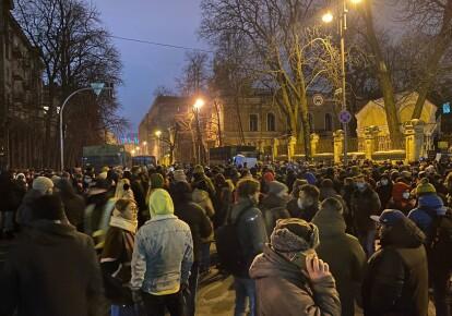 Акции протеста