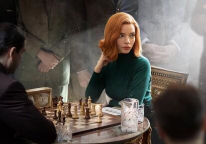 """Серіал """"Хід королеви"""" став найуспішнішим мінісеріалом в історії Netflix"""