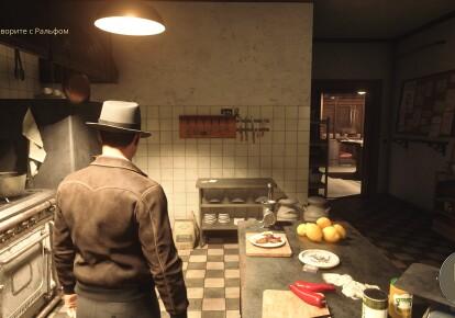 Скриншот из игры Mafia Definitive Edition